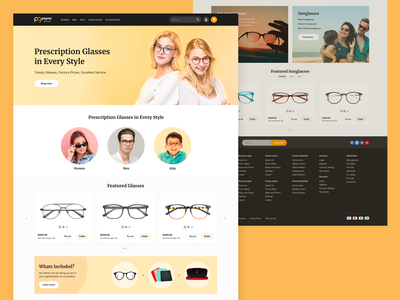 Eyeglasses online shop elegant eyeglasses shop eyeglasses online shop webdesign website ecommerce