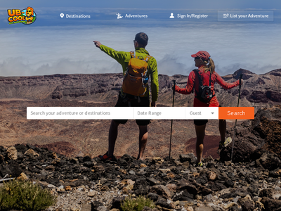 Online Adventures booking platform tour and travels adventures