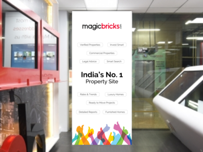 India's 1st real estate experience center - Magicbricks magicbricks real estate experience center