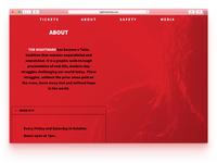 The Nightmare Website