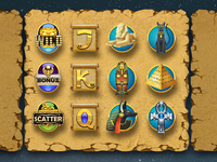 Casino King Icons