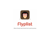 Flyplist - Logo and App Icon