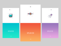 App Concept Mockups