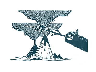 Yeti's Treat - T-Shirt Design
