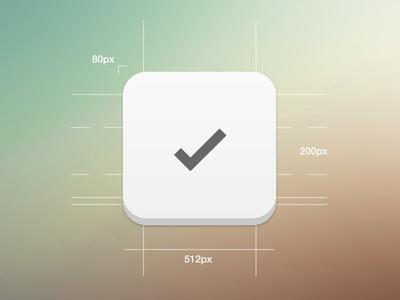Reminder Icon graphicure design icon ios reminder wireframe icon wireframe icon ios icon reminder reminder ios ios7 ios7 icon