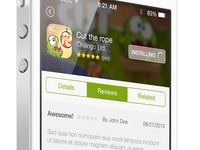 iOS 7 App Store Version 2