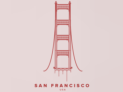 Illustration #2 San Francisco