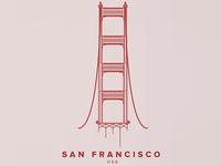 Illustration #2 San Francisco