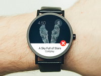 MXM for Android Wear