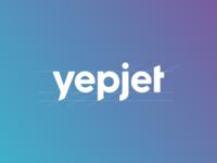 Yepjet Brand Identity