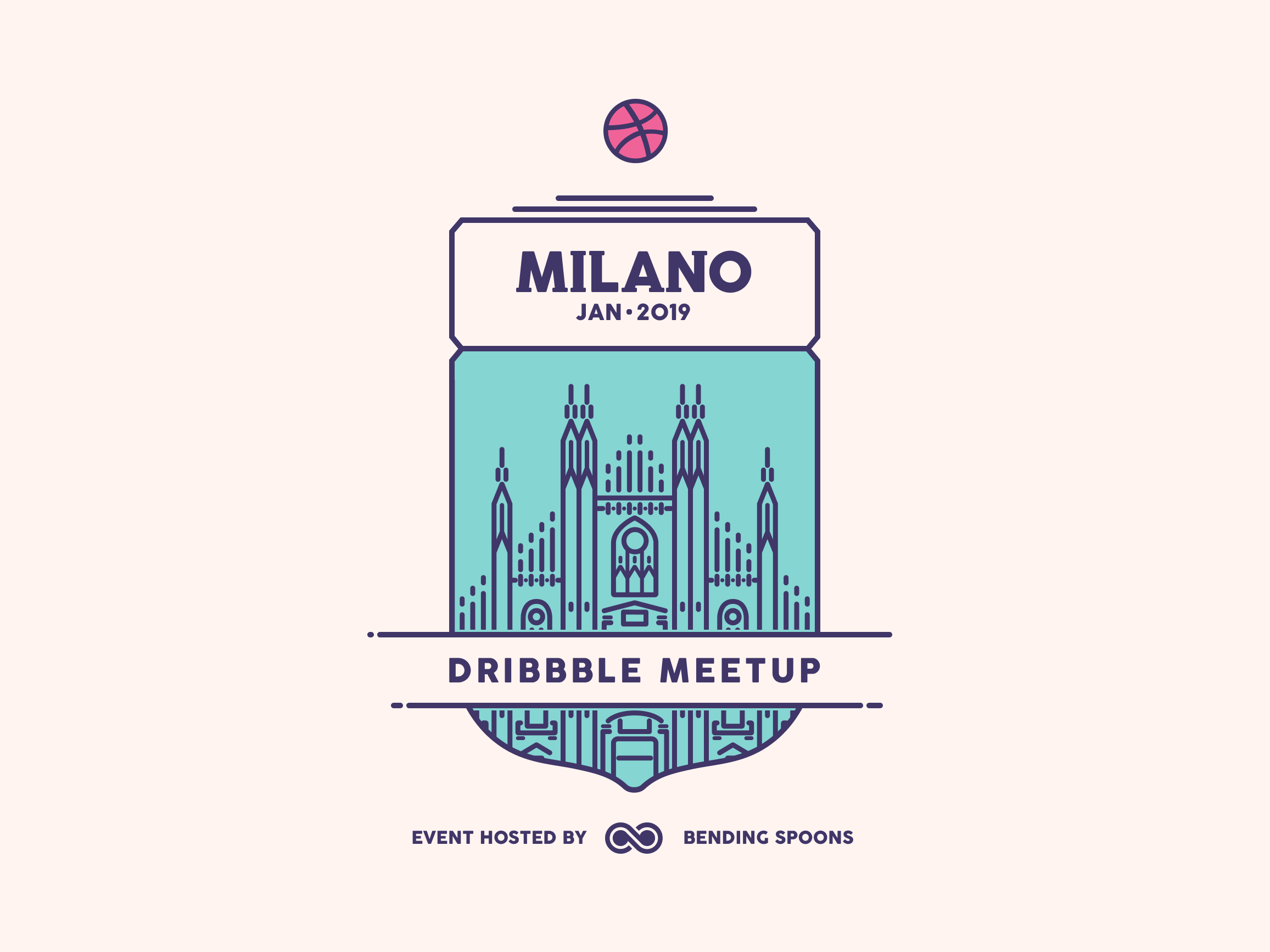 Announcing Milan Dribbble Meetup 2019