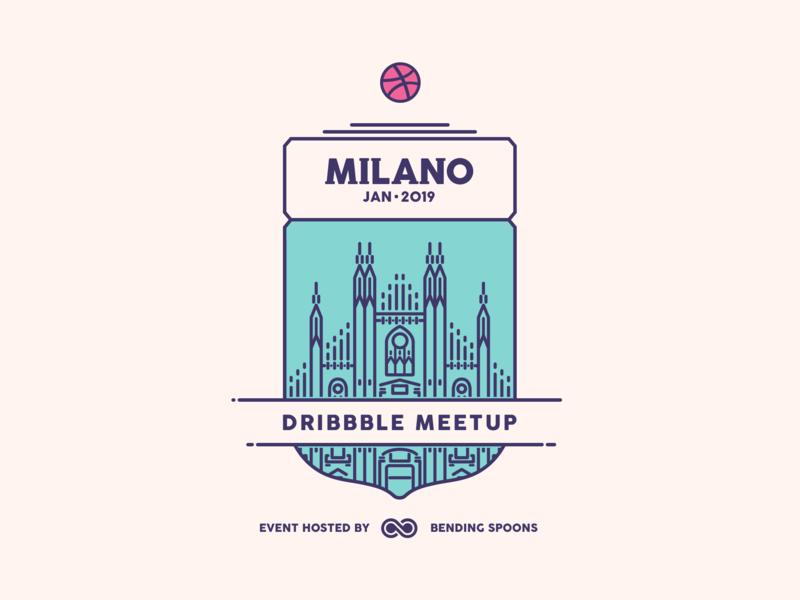 Announcing Milan Dribbble Meetup 2019