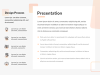 Design Process Flow - Presentation