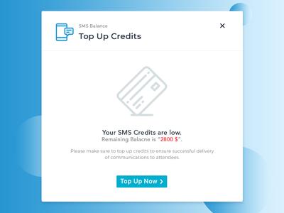 Top Up Credits