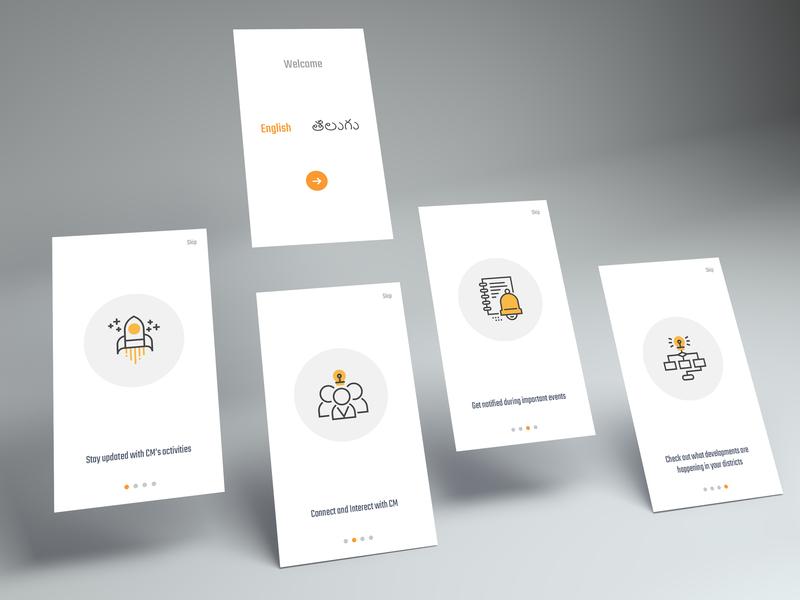 Help Screens application app tour ios android app screens app design logo illustrator vector icon graphics branding ui design app creative mockup photoshop ux ui design
