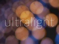 Ultralight - Promotional Artwork