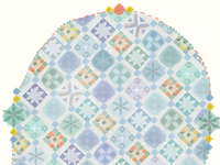 December 5th: A Cozy Quilt Pattern
