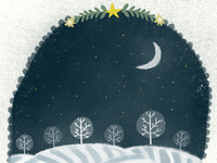 December 12th: A Calm Winter's Night