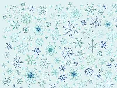 Day9 snowflakes