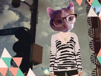 Eva hipster