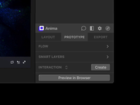 High-Fidelity Prototyping in Sketch with Anima