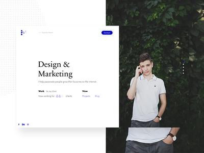 Portfolio redesign new redesign portfolio excited