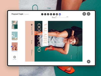 Sigma — proposals for designers [Day 9] sigma product design challenge 30 days ux ui it product creative proposals proposal generator impress dashboard