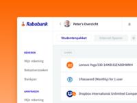 Rabobank  — Visual Branding Concept