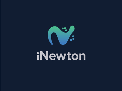 iNewton Logo Design