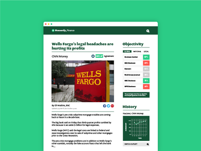 Type Tuesday - News Aggregator