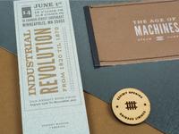 Work Wednesday - History Museum of America Materials