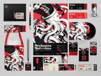 Ochestre Belvedere Brand Identity
