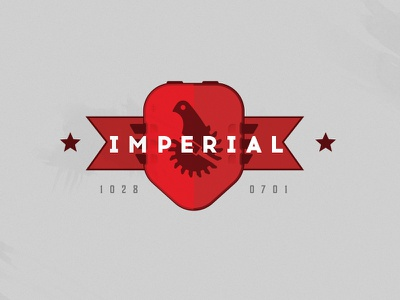 Imperial Cock Cider Co. it on bird a put