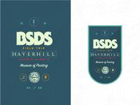 BSDS Field Trip Patch Concept