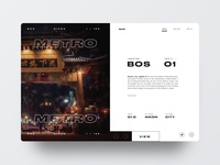 Metro | B O S