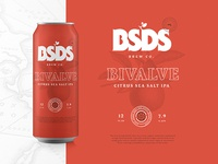 BSDS Citrus Sea Salt IPA