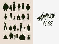 Strange Folks