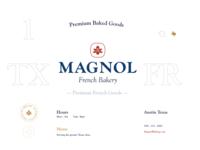 Unused Color Option for Magnol Bread