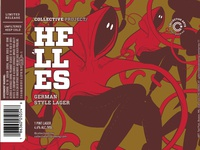 Collective Arts Helles Lager
