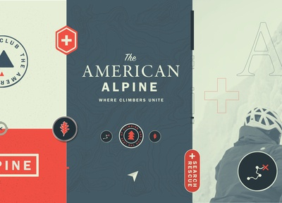 American Alpine Brand Refresh