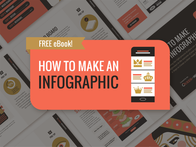 Free Ebook: How to make an infographic infographic elements infographic ebook infographic design sandwich process tutorial royal queen free ebook infographic