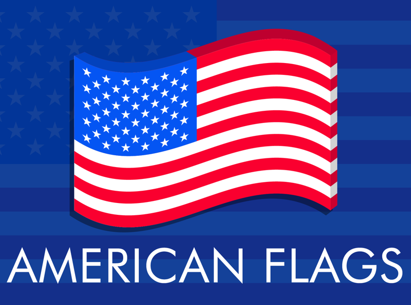 American flag icon icons infographic american flag americana american flag