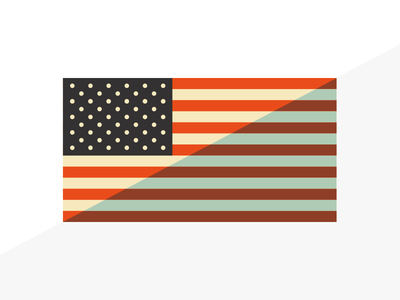A Proportional American Flag