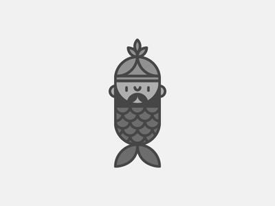 Dagon the fish god