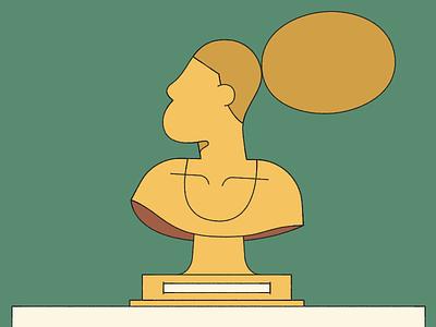 Washington Post editorial illustration spot illustration character design 2d design illustrator style frame illustration motion graphics motion design animation
