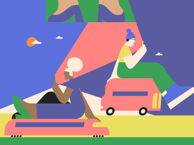Netflix animator illustrate mograph vector flat character design storyboard style frame illustrator design illustration motion graphics motion design animation 2d