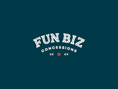 Fun Biz Brand branding brand festival fair carnival concessions