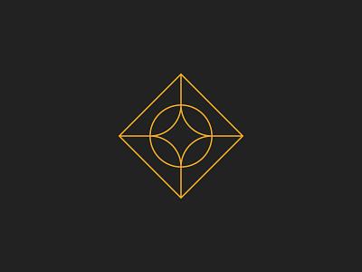 Unity Shapes Exploration monoline vector geometric north star star brewery unity
