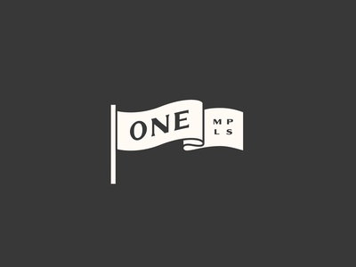 ONE MPLS Flag