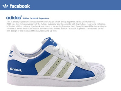 adidas superstar facebook